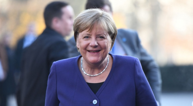 Меркел призова страните от ЕС за общи действия срещу климатичните промени