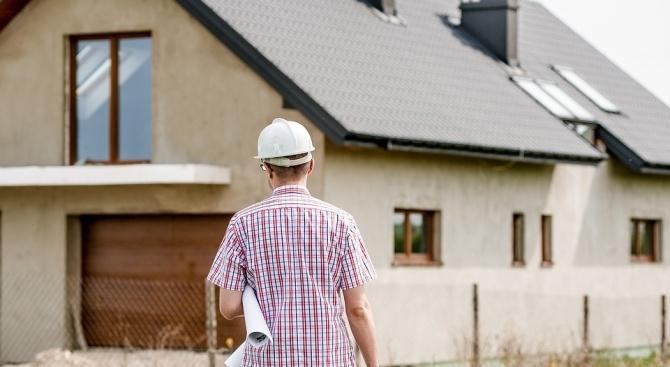 """НСИ отчете лек ръст на индекса на продукцията в сектор """"Строителство"""""""