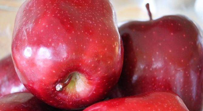 Червените ябълки може да изчезнат от пазара