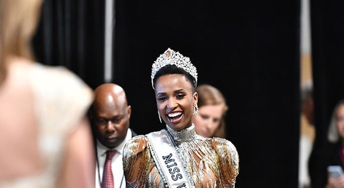 """Красавица от Южна Африка спечели конкурса """"Мис Вселена"""""""