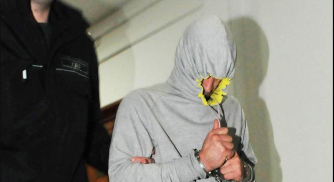 ВКС: 25 години затвор за Теньо Енчев, убил приятелката си в Айтос