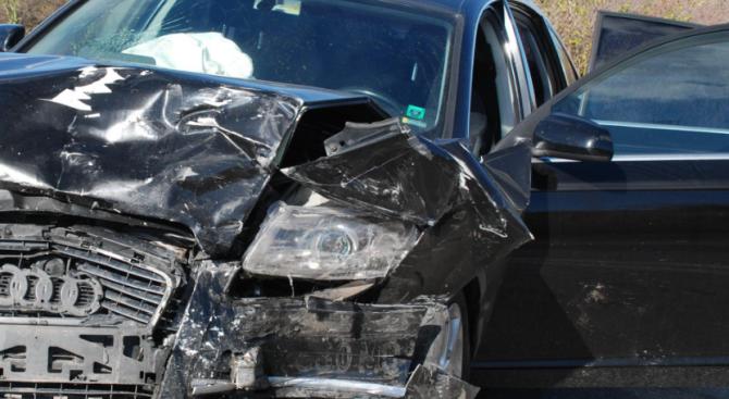 Пиян шофьор предизвика катастрофа във Варна
