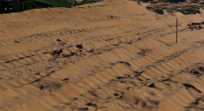 Министерство на отбараната отрече да продава имот с дюни