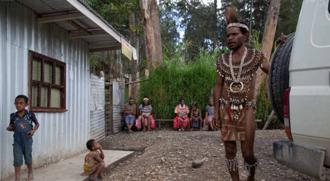 Жителите на тихоокеанския остров Бугенвил гласуваха за независимост от Папуа-Нова Гвинея