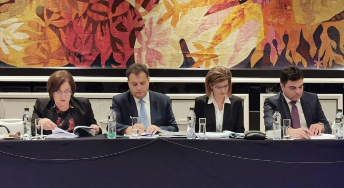 Започна редовното заседание на УС на НСОРБ