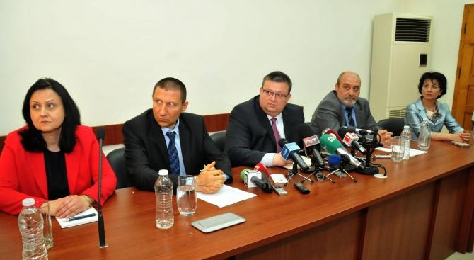 Зам.-главен прокурор хвърли оставка