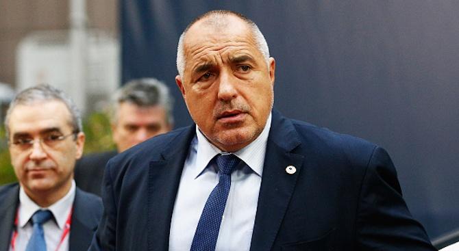 Премиерът Борисов ще участва в заседанието на  Европейския съвет в Брюксел