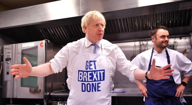 Джонсън с последен призив към избирателите преди утрешния вот във Великобритания