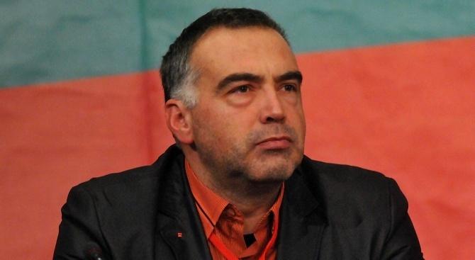 Антон Кутев: Има разцепление в БСП. И в парламентарната група, и в партията