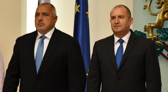 Политолог разкри нужно ли е Борисов и Радев да се обичат