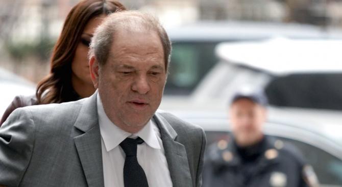 Харви Уайнстийн не признава вината си срещу $25 млн.