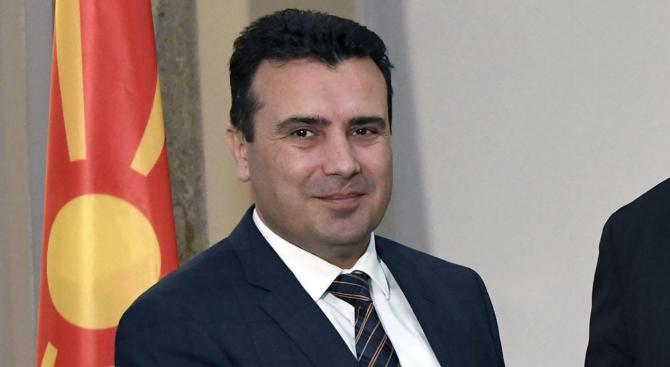 Заев: Интерконекторна връзка Петрич-Струмица е потенциал за развитието ни