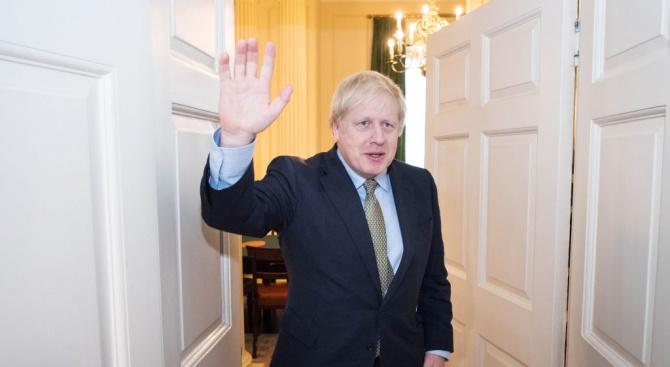 Британските консерватори с абсолютно мнозинствов парламента