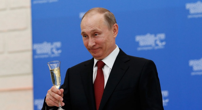 Путин с поздравителен адрес до Борис Джонсън