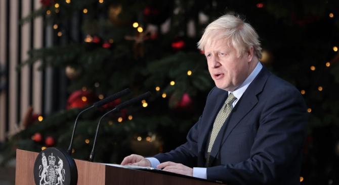 Борис Джонсън призова британците към единство