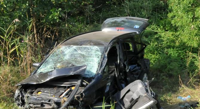 Две тежки катастрофи в Пловдив