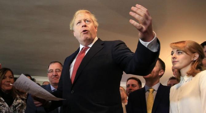 Борис Джонсън в бивш лейбъристки бастион: Ще ви се отплатя за доверието