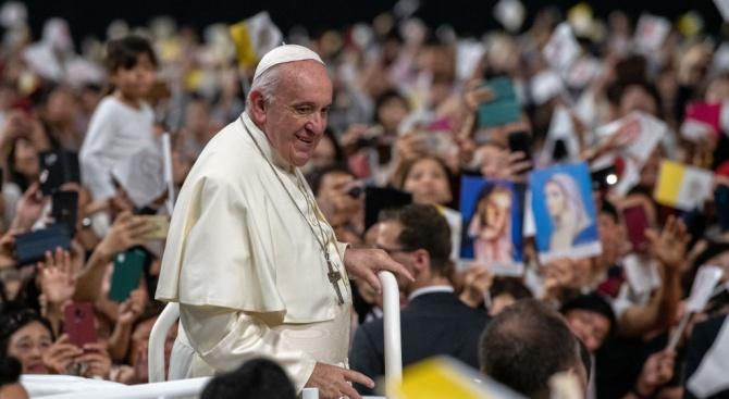 Папа Франциск ще посети Черна гора догодина
