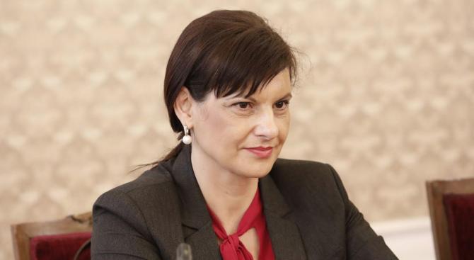 Успешна, но с много предизвикателства, определи годината за ГЕРБ Даниела Дариткова