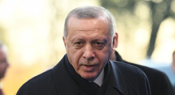 Ердоган се срещна с либийския премиер на фона на напрежението в Средиземно море