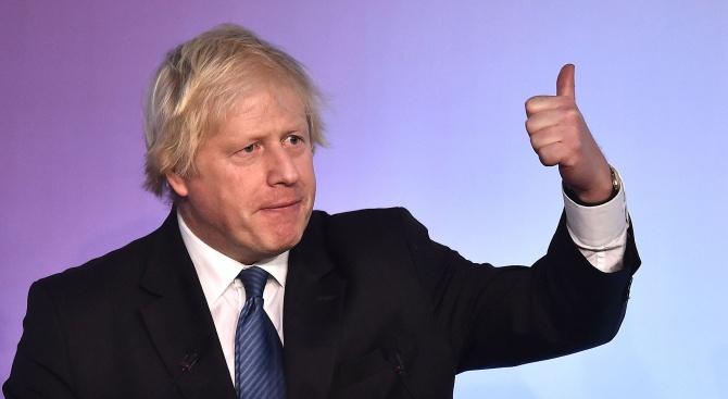 Първи стъпки на Борис Джонсън след голямата победа на изборите на 12.12
