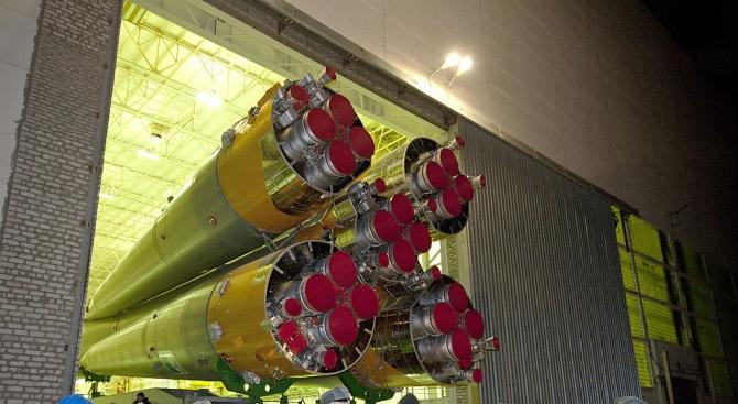 """Роскосмос ще финансира създаването на група орбитални спътници """"Сфера"""""""