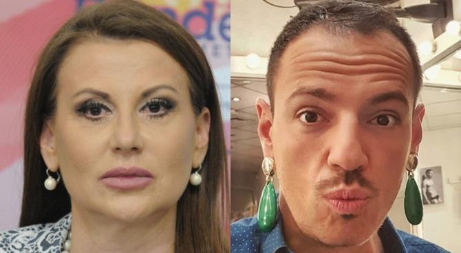 Лют скандал между Илиана Раева и Даниел Петканов заради виц в ефир