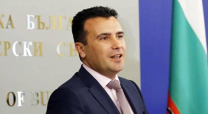 Зоран Заев очаква оставката му да бъде приета на 3 януари