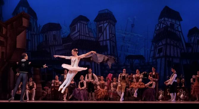 """Балетният спектакъл """"Дон Кихот"""" е сред акцентите на Новогодишния музикален фестивал в НДК"""