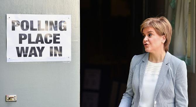 Шотландия е следващата Каталуния?