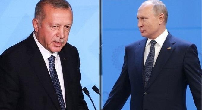 Путин ще обсъди с Ердоган либийската криза