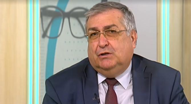 Георги Близнашки: Главният прокурор по дефиниция не е престъпник