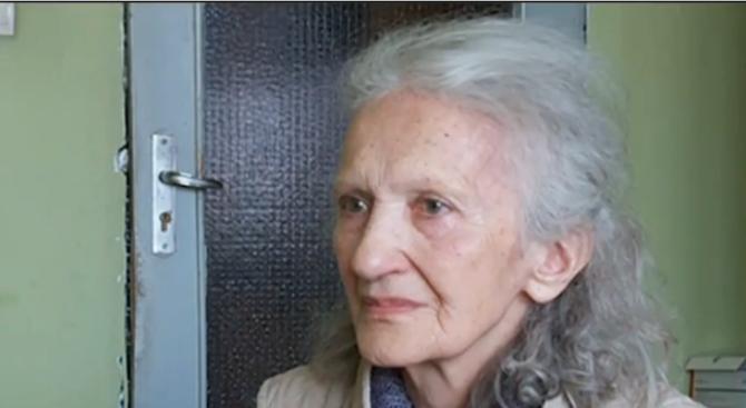 78-годишната жена, осъдена за наркотрафик, заяви, че е противник на дрогата
