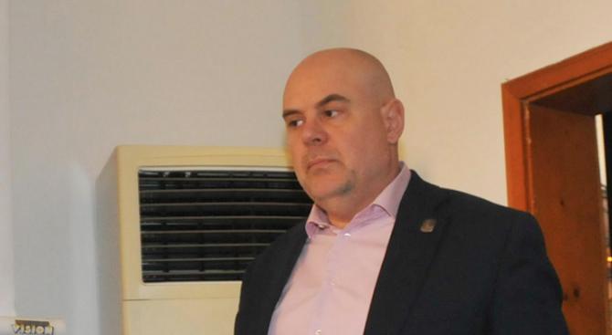 Новият главен прокурор Иван Гешев встъпва в длъжност