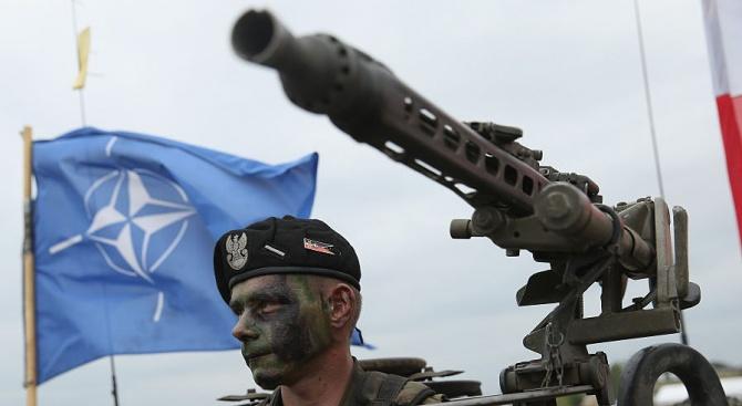 Русия: НАТО се готви за война