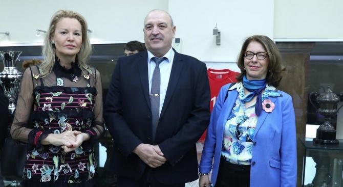 България изпрати делегация за Зимните младежки олимпийски игри