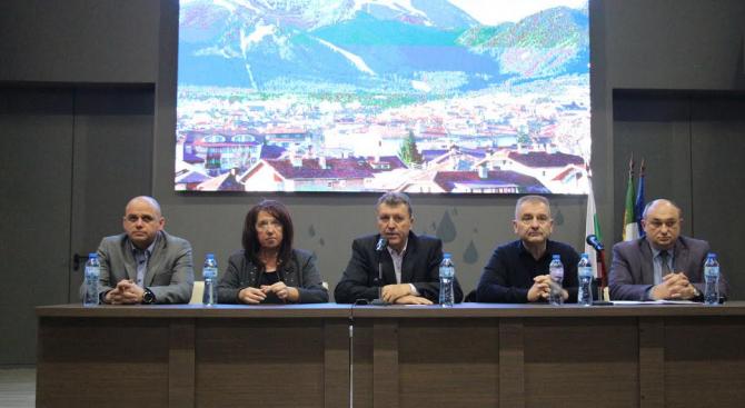 Националната агенция по приходите и Община Банско проведоха информационна среща с местния бизнес