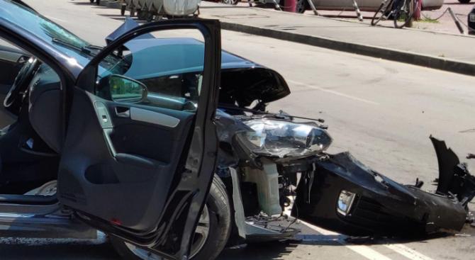 Един е тежко пострадал при катастрофа на пътя Силистра – Добрич