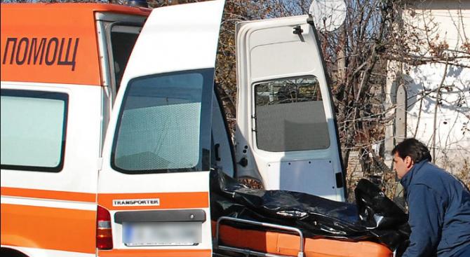 Мъж почина в центъра на Пловдив