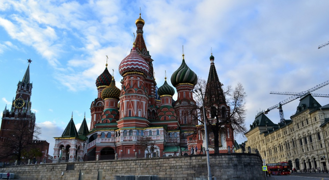 Температурни рекорди за зимата в Москва