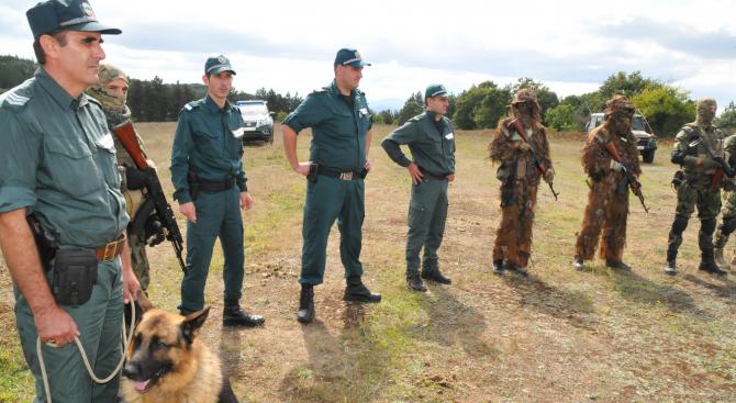 Гранична полиция чества своя професионален празник утре