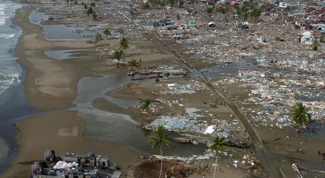 Щетите от урагани и наводнения през 2019 г. възлизат на 140 млрд. долара