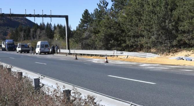 """Държавното дружество """"Автомагистрали"""" ще изгражда и последните 88,9 км от АМ """"Хемус"""""""