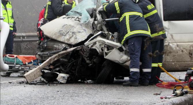 Почина един от ранените при катастрофата край Зараево