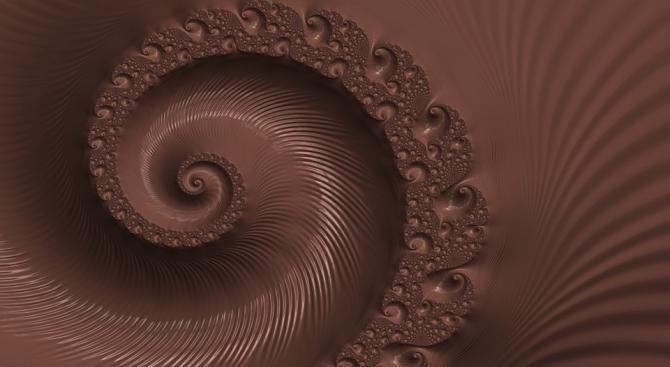 Учени откриха как да правят шоколада пъстроцветен, без допълнителни съставки