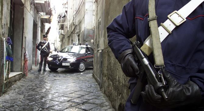 Арестите срещу мафията в Италия продължават
