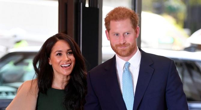 Принц Хари, Мегън и синът им Арчи са в Канада за празниците