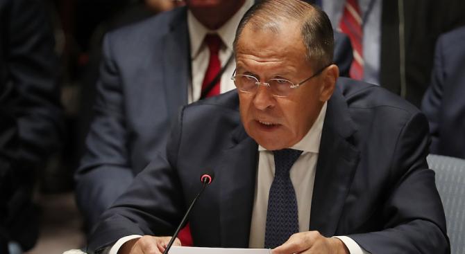 """Лавров: """"Северен поток-2"""" и """"Турски поток"""" ще заработят въпреки американските санкции"""