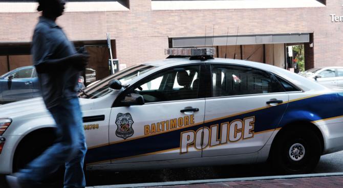 Седем простреляни след стрелба в центъра на Балтимор