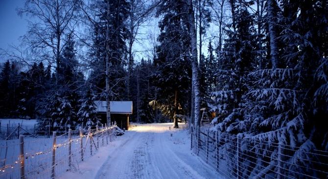 Сняг за Коледа ще има ..., но само в планините